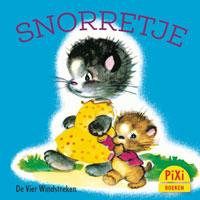 Pixi, Pixi-boekje, Snorretje, Miezekatzen, duimzuigen, om raad vragen, Pixie, Vier, Windstreken