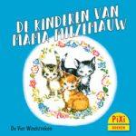 Pixi, Pixi-boekje, De kinderen van mama Miezemauw, Mama Miezemau und ihre Kinder, poezen, katten, kittens, Miep, namen bedenken, Pixie, Vier, Windstreken