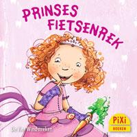 Pixi, Pixi-boekje, Prinses fietsenrek, prinses, tanden uitvallen, tanden wisselen, jaloezie, vriendschap, Pixie, Vier, Windstreken