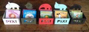 Pixi-boekjes, Pixi, Pixie, Pixi-bakjes, Vier, Windstreken, winactie