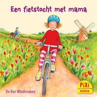 Pixi, Pixie, Pixi-boekje, Een fietstocht met mama, fietsen, Lente, Pasen