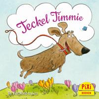 Pixi, Pixie, Pixi-boekje, Teckel,Timmie, Lente, Pasen