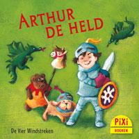 Pixi, Pixie, Pixi-boekje, Arthur de held, held, ridder, prinses