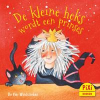 Pixi, Pixie, Pixi-boekje, De kleine heks wordt een prinses, heksen, hekserij, ridders, pad, kikker, kus
