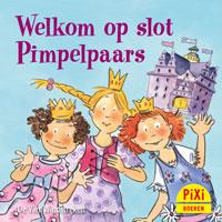 Pixi, Pixie, Pixi-boekje, Welkom op slot pimpelpaars, prinses, prinsessen, ridders, slot, spoken, geesten
