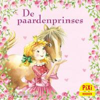 Pixi, Pixie, Pixi-boekje, De paardenprinses, prinses, paard, pony, kasteel, koning, koningin