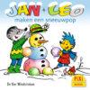 Jan + Leo, maken, een, sneeuwpop, kerst, vier windstreken, pixi, pixie, pixy