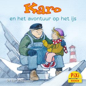 Karo, en, het, avontuur, op, het, ijs, kerst, vier windstreken, pixi, pixie, pixy