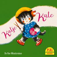 Katje, Kate, poes, poesje, moeder, moederdag, Pixi-boekjes, pixie, pixy, vroeger, nostalgie, oud, klassiek, gouden