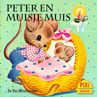 Peter,Muisje, Muis, Pixi-boekjes, pixie, pixy, vroeger, nostalgie, oud, klassiek, gouden