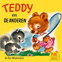 Teddy, anderen, Pixi-boekjes, pixie, pixy, vroeger, nostalgie, oud, klassiek, gouden