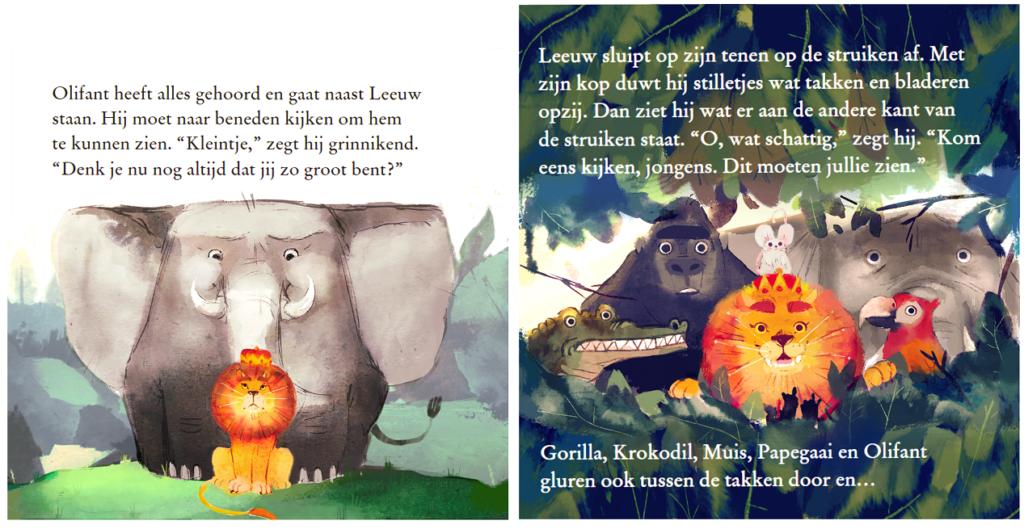 Inzending Pixi-boekjes illustratiewedstrijd, Iris van Hassel