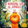 De koning van de jungle, pixi-boekje, pixi, award, winnaar, iris, hassel