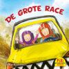 De grote race, reizen, Pixi, pixie, boekjes, prentenboeken, vier, windstreken