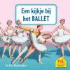 Een kijkje bij het ballet, beroepen, Pixi, pixie, boekjes, prentenboeken, vier, windstreken